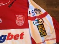 Classic Rugby Shirts   2010 Hull Kingston Rovers Vintage Old Jerseys